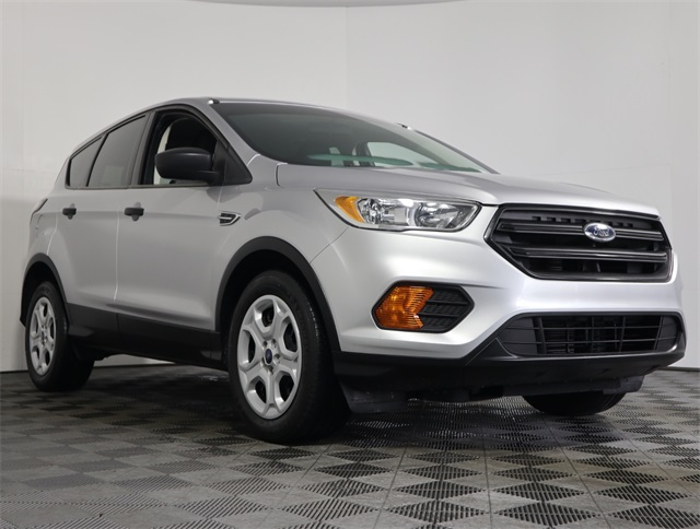 Pre Owned 2017 Ford Escape S