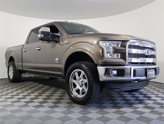 2015 Ford F 150 For Sale >> Pre Owned 2015 Ford F 150 King Ranch 4wd