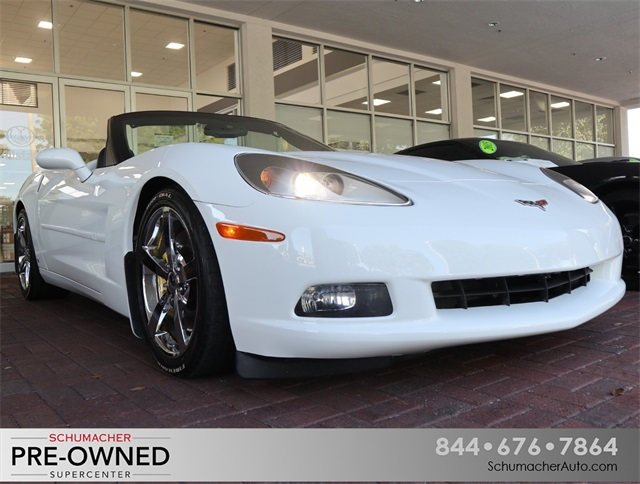 Pre-Owned 2009 Chevrolet Corvette