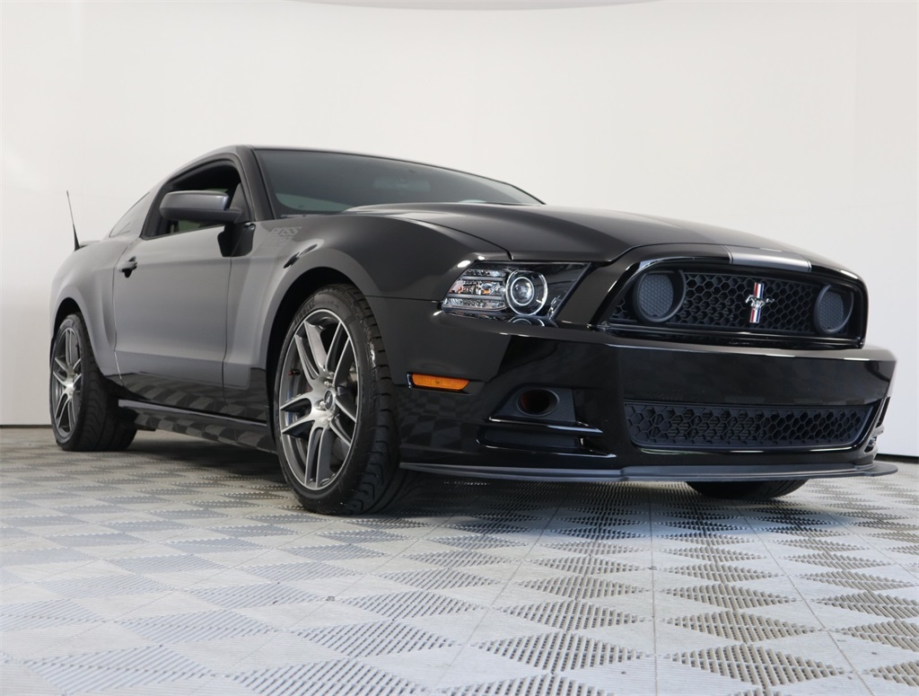 Pre owned 2013 ford mustang boss 302 rwd 2d coupe