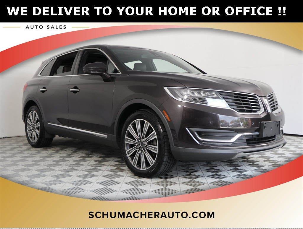 Pre-Owned 2016 Lincoln MKX Black Label
