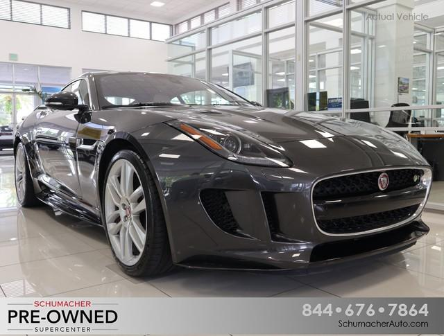 Awesome Pre Owned 2017 Jaguar F TYPE Coupe Auto R AWD