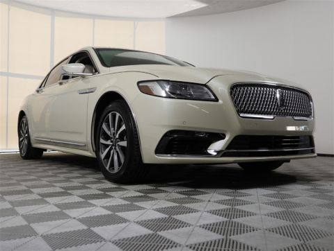 Pre-Owned 2018 Lincoln Continental Premiere