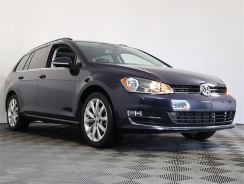 Certified Pre-Owned 2016 Volkswagen Golf SportWagen SE