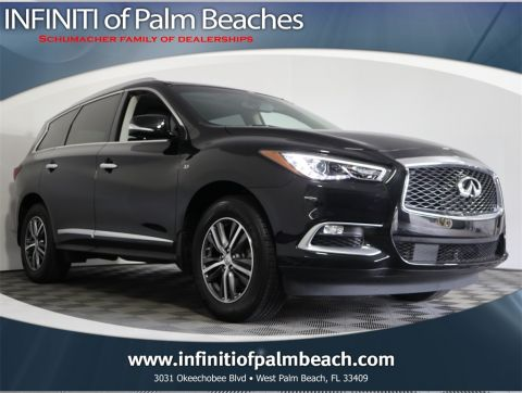 Pre-Owned 2016 INFINITI QX60 Premium Plus Package