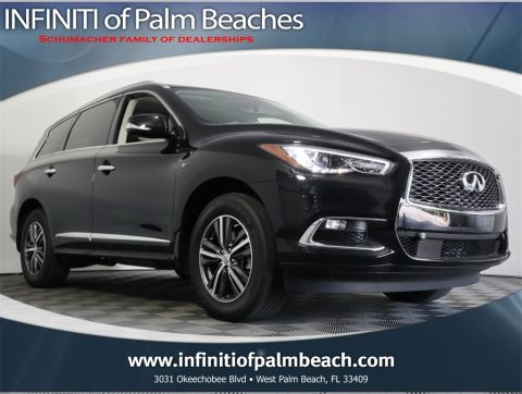 Pre-Owned 2018 INFINITI QX60 AWD Premium Plus+Driver Assistance