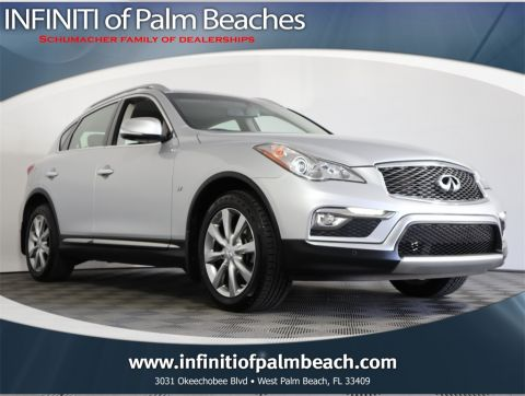 Pre-Owned 2016 INFINITI QX50 Premium Plus Package
